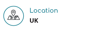 Location icon showing the UK