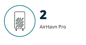 Horizon invested in 2 AirHavn Pro products